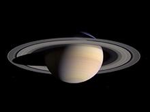 土星の主要リング(NASA/PIA06077) 出典元より引用