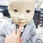Affetto頭部に皮膚を実装した完成イメージ(出典元より)