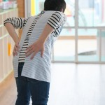 腰痛を可視化するウェア開発―北大