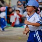 日本女子体育大学とホクト、子どもの発育の為の「きのこ体操」を共同開発