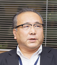 平野正美 校長先生(埼玉県立浦和第一女子高校)