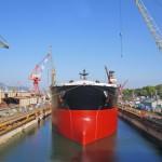 造船業を目指すインターンシップ 長崎で受け入れ開始