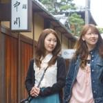 パルコと京都女子大学ら  各地のファッションを「定点観測」