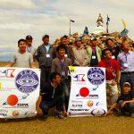 千葉工業大学 モンゴル工業技術大学らと成層圏バルーン放球実験に成功