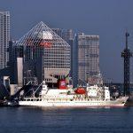 海洋研究船の航海日数激減、日本学術会議が日数確保訴え