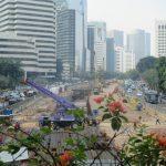 神戸大学発の安全管理対策技術をインドネシアの工事現場へ