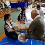 「東北の思いを熊本へ」、中央大学の熊本出身学生らが4度目のボランティア