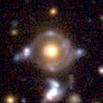 極めて珍しい銀河「ホルスの目」発見 東京大学と国立天文台