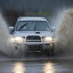 車を利用した浸水状況の可視化システム、特許取得 福岡工業大学