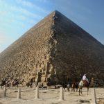 名古屋大学がクフ王のピラミッドに未知空間を発見
