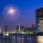 東京大学 都市部で花火鑑賞スポットを探す技術を発表
