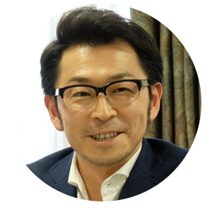 千葉商科大学 入学センターオフィス 広報セクション 課長 伊藤 紘太さん