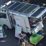 非常時に電気とお湯を供給する軽自動車型電源車を開発 芝浦工業大学