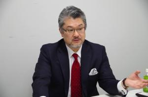 青木俊志氏/工学院大学グローバル戦略部長
