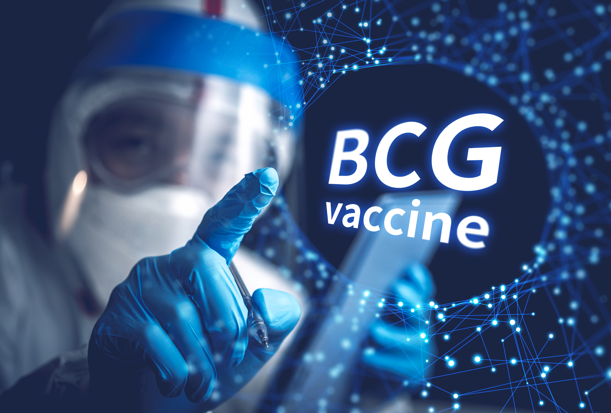 Bcg 接種 予防 コロナ 新型